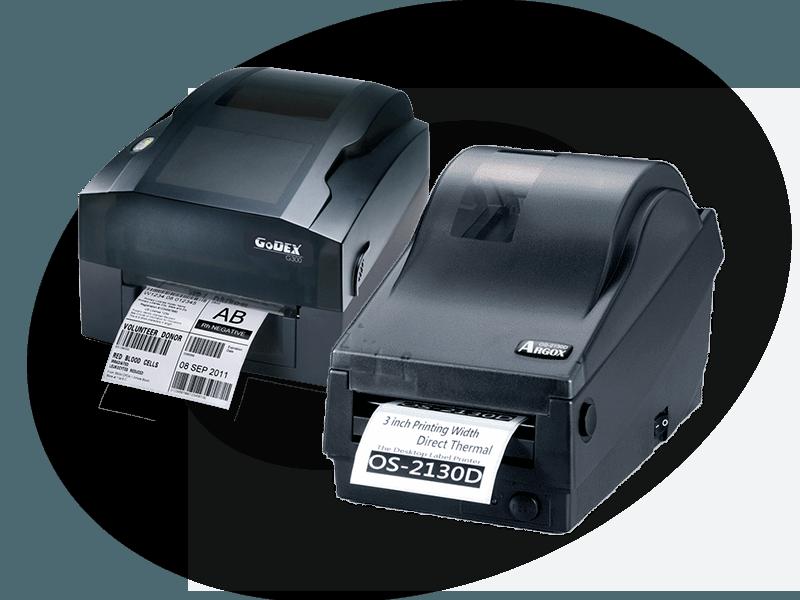 Каталог принтеров штрих-кодов и этикеток