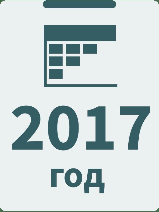 2017 год