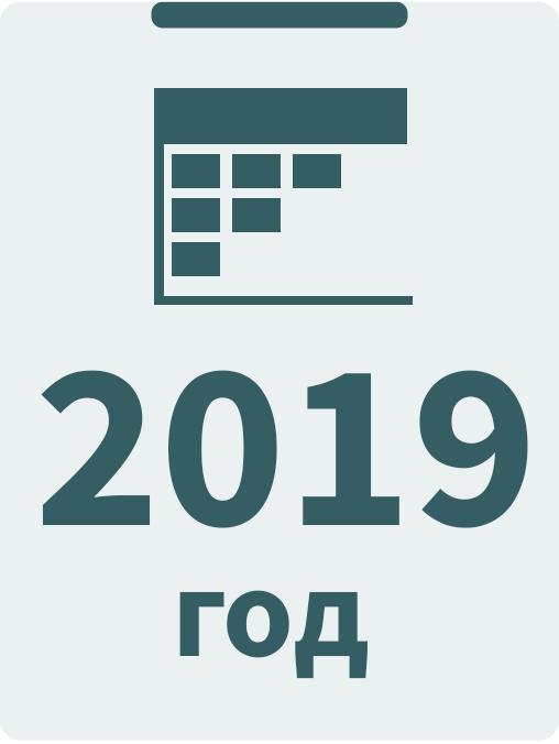2019 год