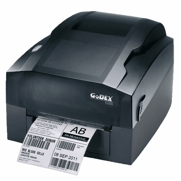 Принтер штрих кодов (этикеток) GODEX G300