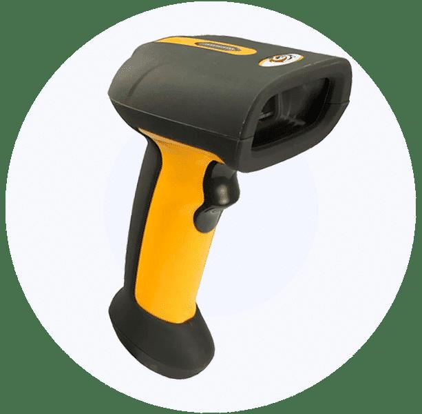 беспроводной сканер SUNLUX XL 9529