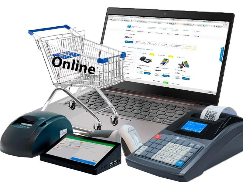 Онлайн-касса для интернет-магазина