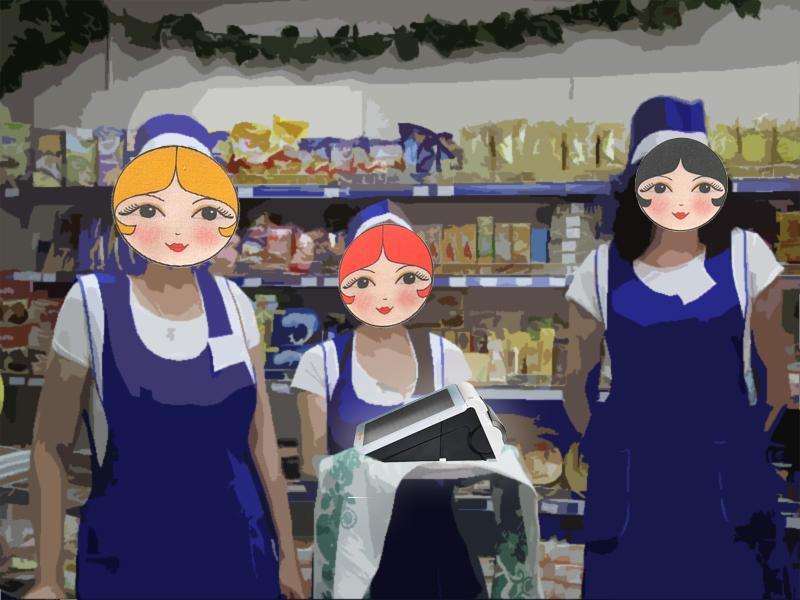 Онлайн-касса для магазина