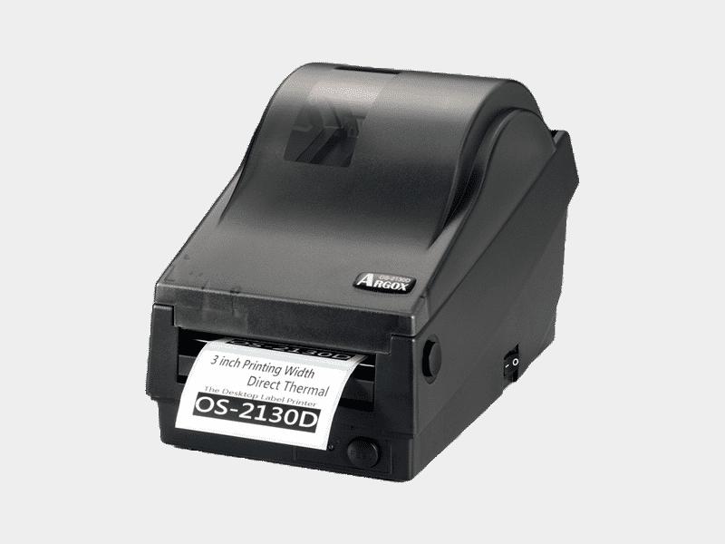 Принтер штрих кодов (этикеток) Argox OS 2130D E-SB