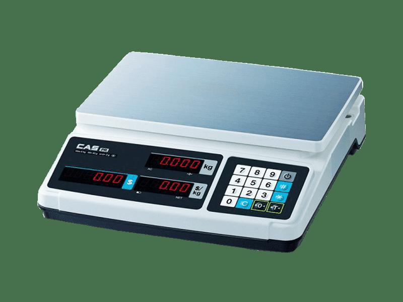 Весы CAS PR-15B