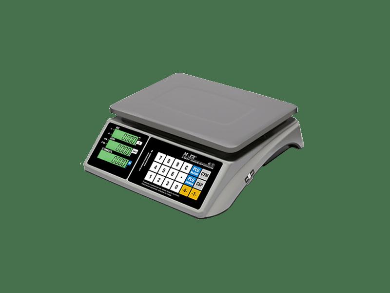 Весы Mercury M-ER 320AC 15.2 LCD