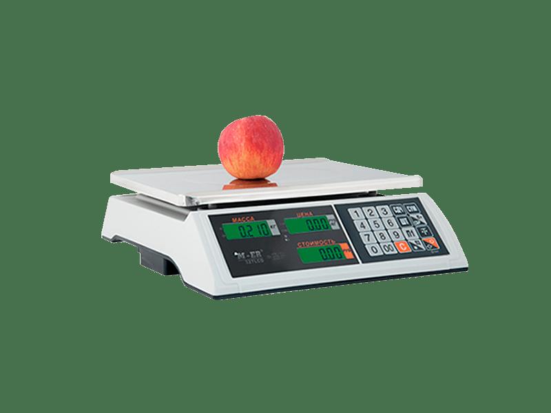 Весы Mercury M-ER 327AC-15.2 LCD