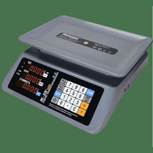 Весы Mercury M-ER 320AC LED
