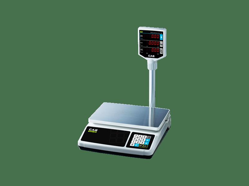 Весы CAS PR 6 P