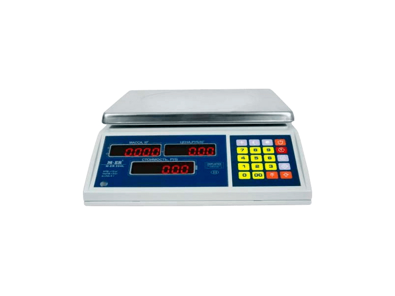 Весы Mercury M-ER 324