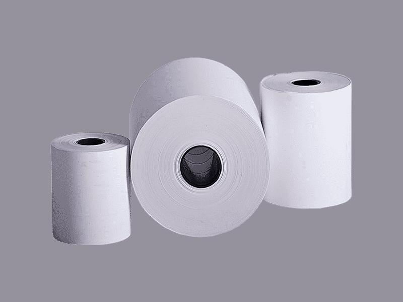 Чековая лента термо 57 мм 25м/рулон