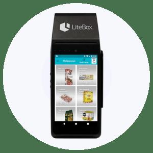 litebox 5 с эквайрингом в аренду