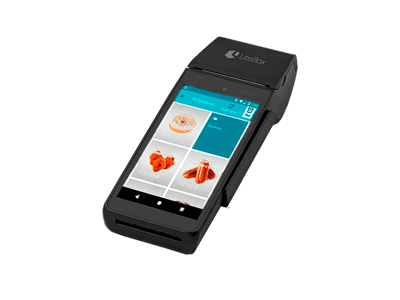 LiteBox 8 с эквайрингом