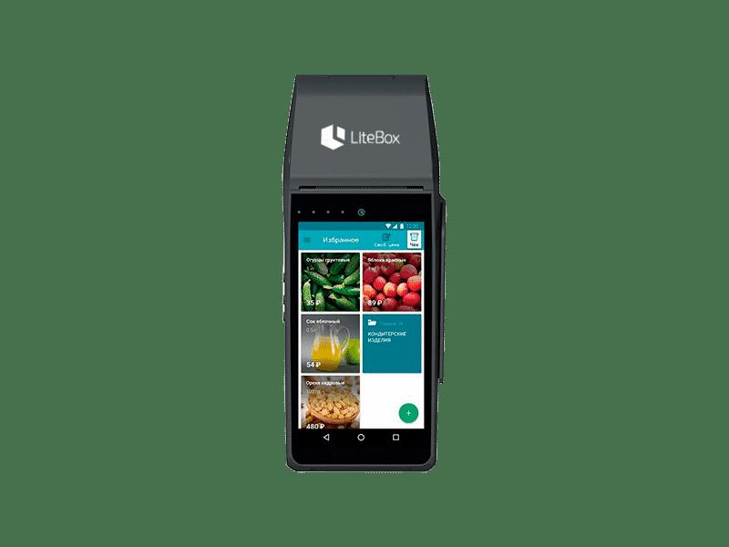 Касса Лайтбокс LiteBox 5 с эквайрингом