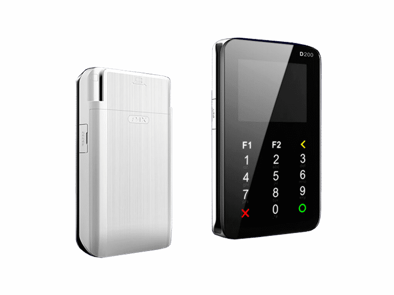 Эквайринг PAX D200 GPRS/WiFi/Bluetooth/CTLS