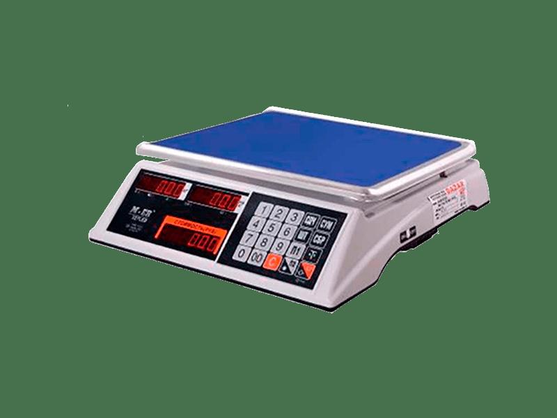 Весы Mercury M-ER 327AC LED