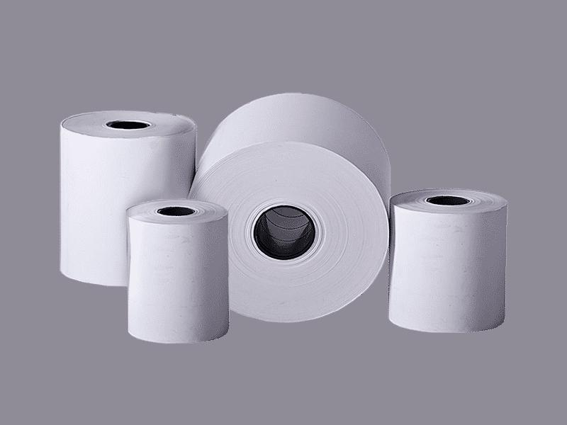 Чековая лента термо 57 мм 40м/рулон