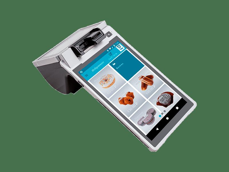 Кассовый аппарат LiteBox 8 с эквайрингом