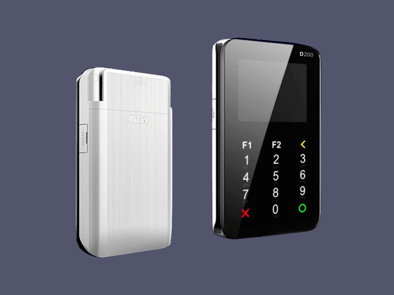 Эквайринг PAX D200 GPRS/WiFi/Bluetooth/CTLS