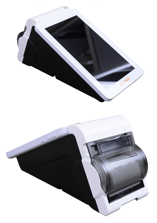 Касса Эвотор 7.2 внешний вид