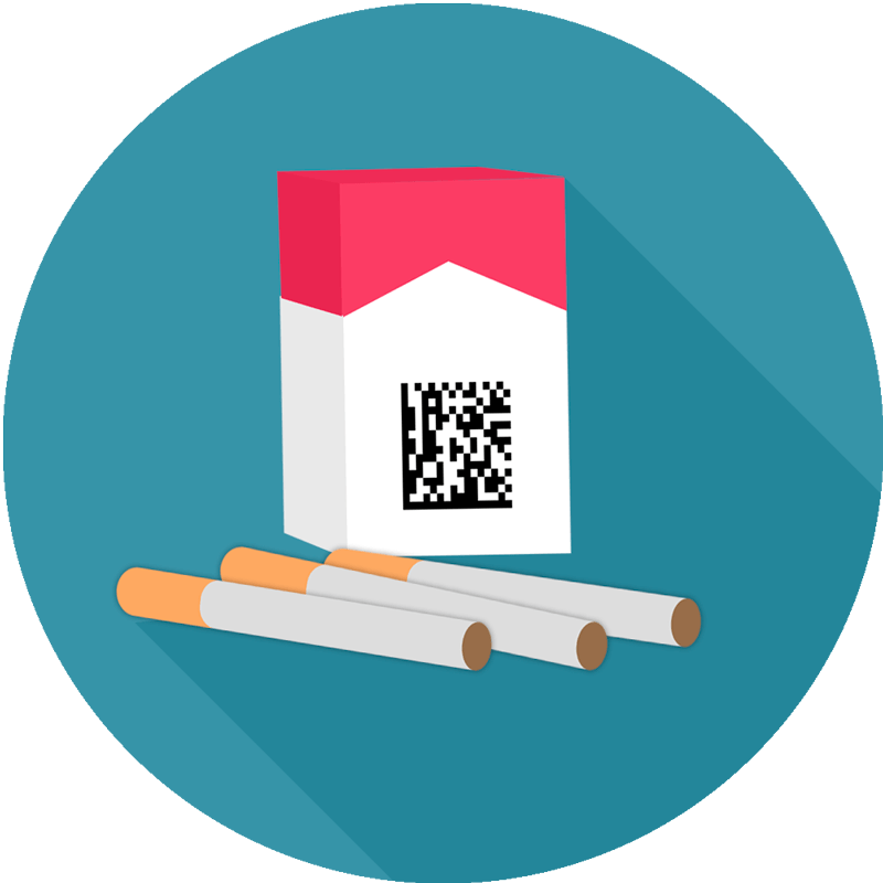 Маркировка сигарет