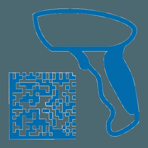 2D сканер штрих-кода маркировка