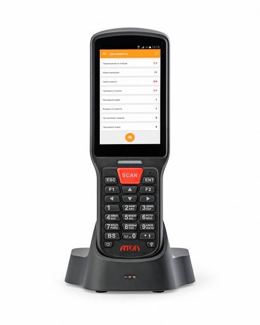 Мобильный терминал Атол Smart lite