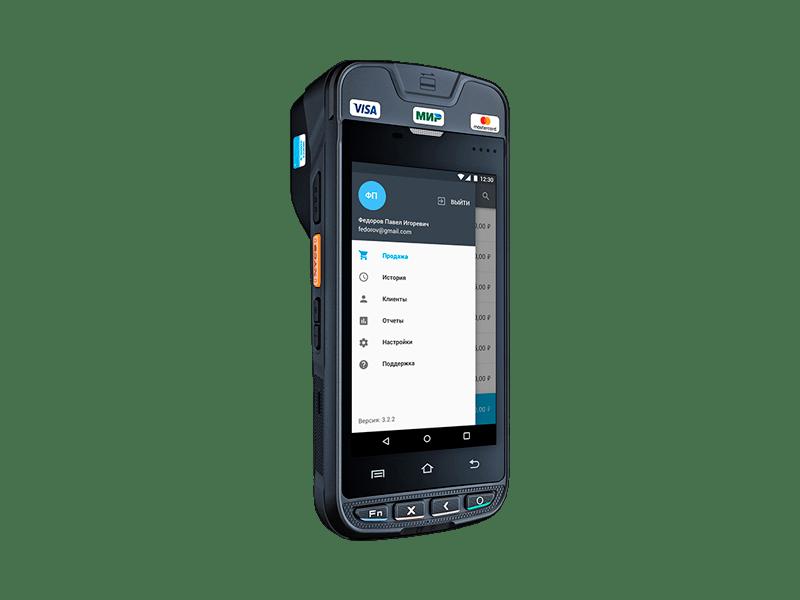 Онлайн-касса МКАССА RS9000-Ф
