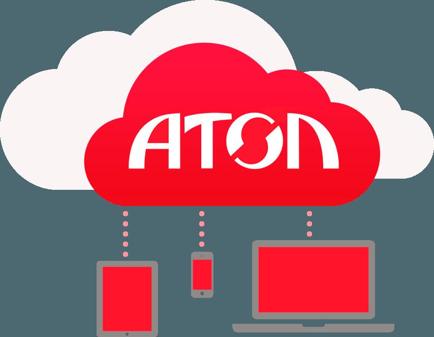 атол облако
