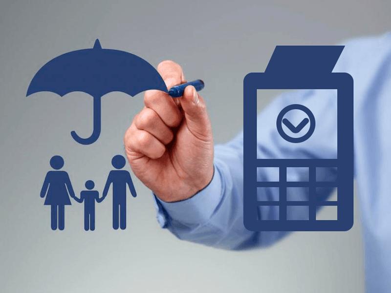 Онлайн-касса для страховых агентов