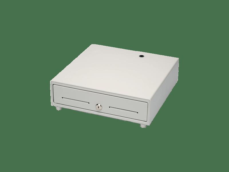 Денежный ящик 330A черный/белый
