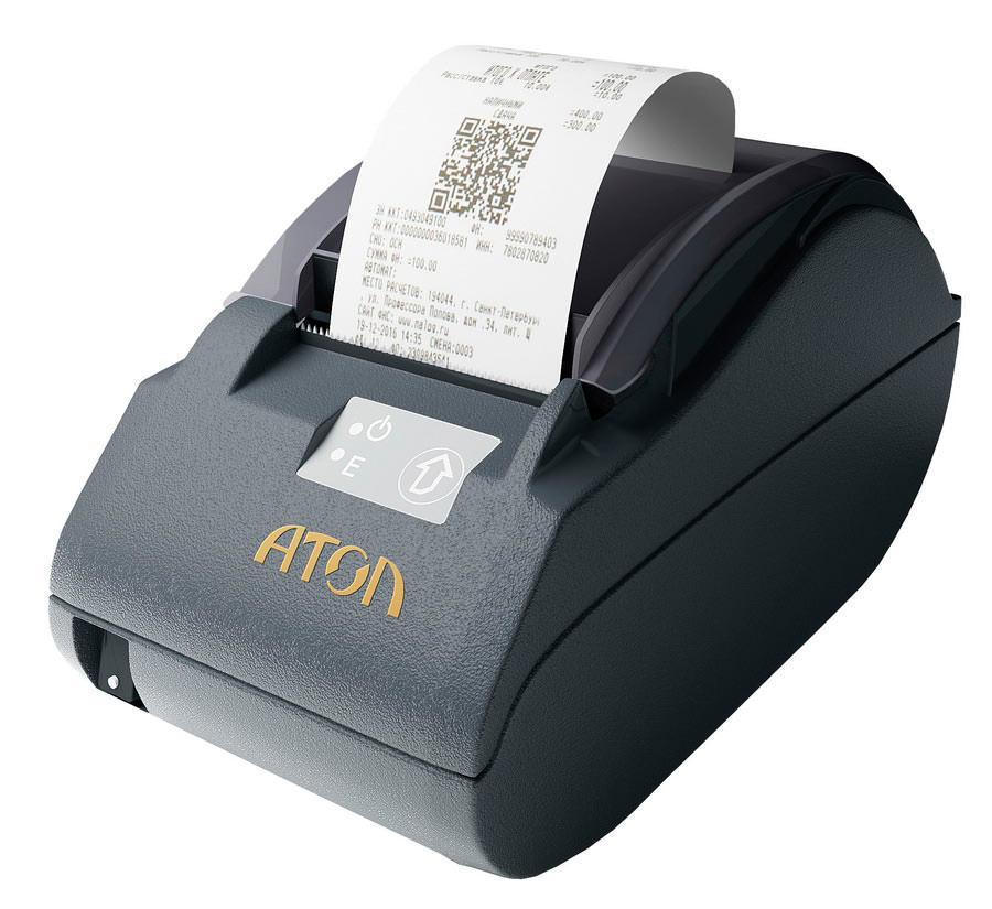 Атол 30Ф фискальный регистратор