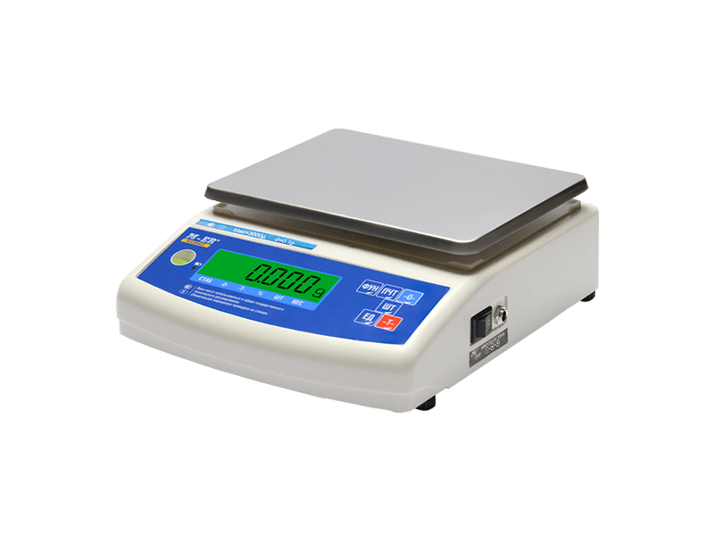 Весы Mercury M-ER 122АCF-1500.05 ACCURATE LСD