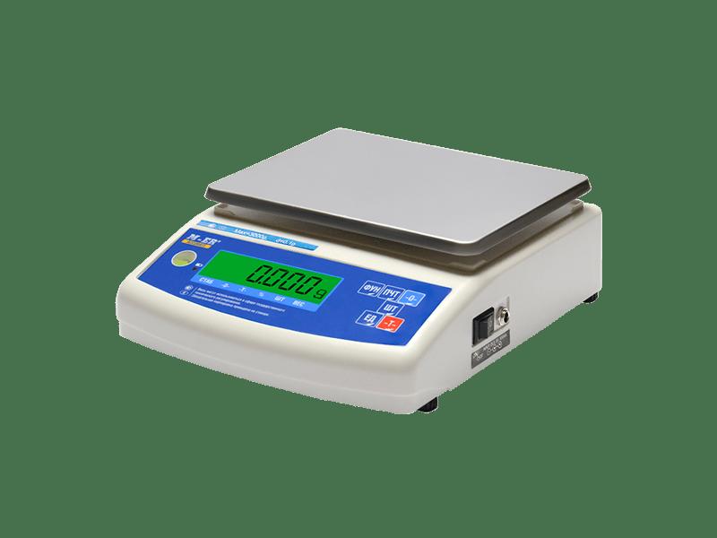 Весы Mercury M-ER 122АCF-3000.05 ACCURATE LСD