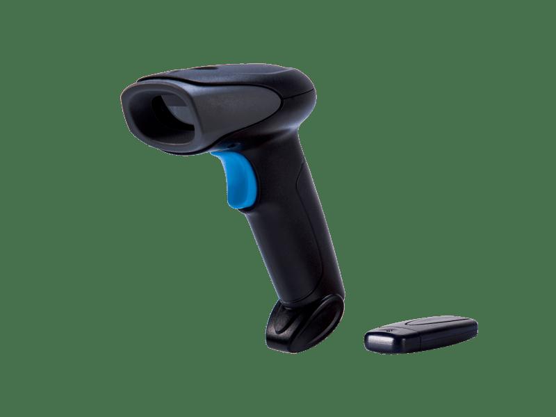 Беспроводной 1D сканер штрих-кода Winson WNС-5083