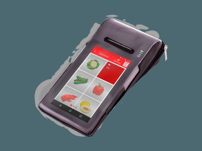 Чехол для Нева-01Ф (МТС 7, Litebox 7) Мультикас брендированный