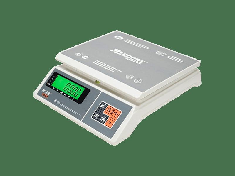 Весы фасовочные Mercury M-ER 326AFU-6.01/15.01 LСD