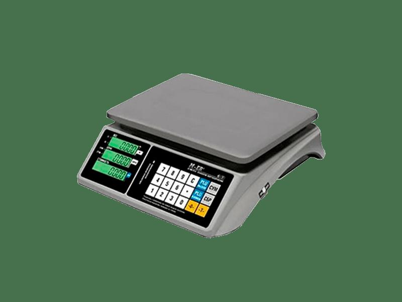 Весы торговые Mercury M-ER 328AC-15.2 LCD