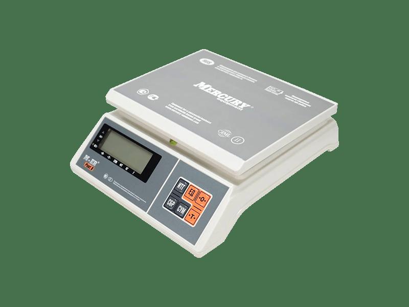 Весы Mercury M-ER 326AFU-6.01, 15.1 LED