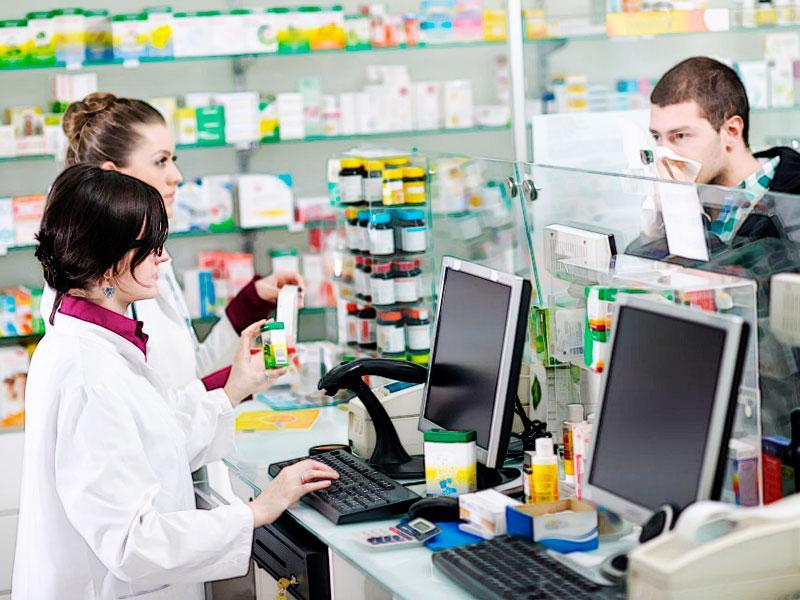 Онлайн-касса для аптеки