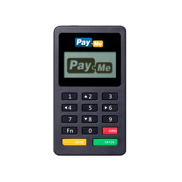 Мобильный терминал Pay-Me Chip-PIN