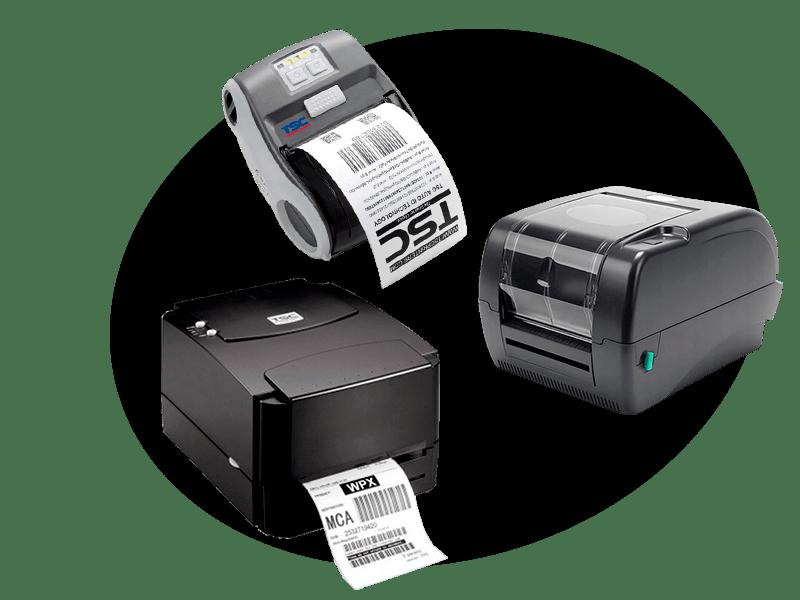 Принтеры этикеток TSC