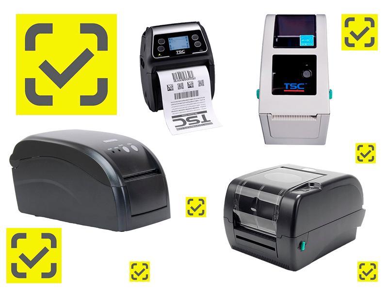 Принтеры для маркировки товаров – обзор популярных моделей