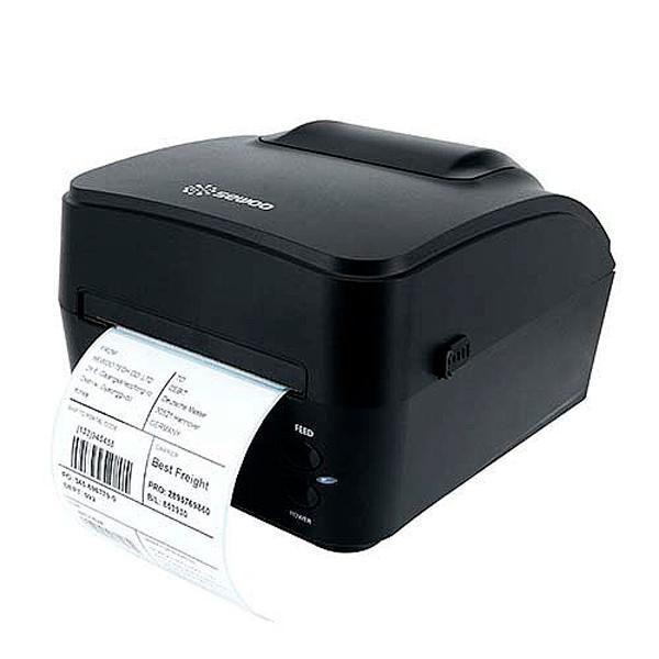 Принтер этикеток 4″ Sewoo LK B24