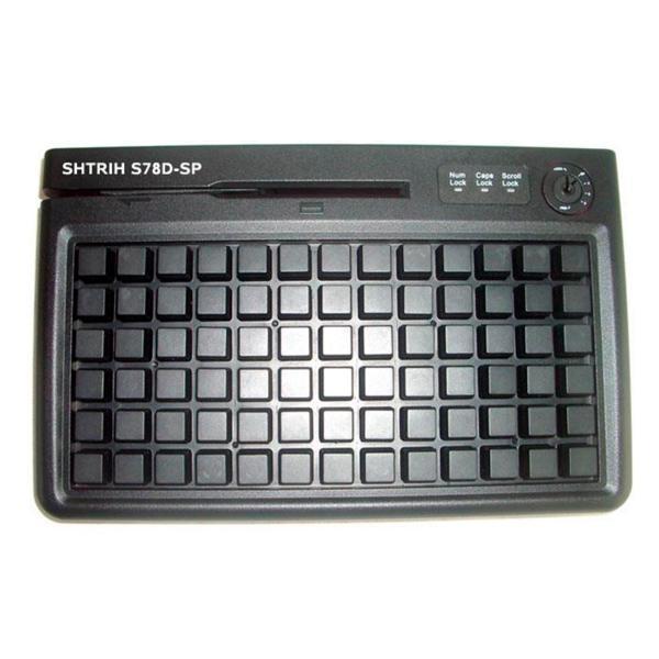 Программируемая клавиатура POScenter S78D-SP