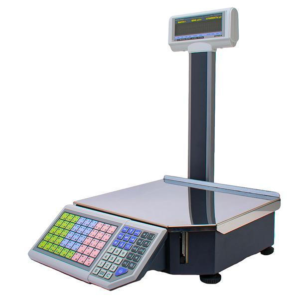 Весы Штрих Принт М 15.25 Д1И1 с печатью этикеток