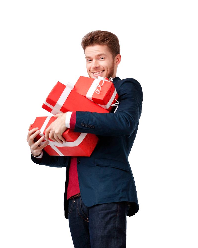 акции подарки