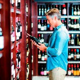 Алкогольный супермаркет