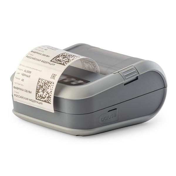 Мобильный принтер этикеток АТОЛ XP 323