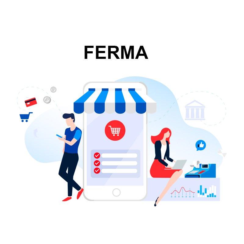 Онлайн-касса Ferma для интернет-магазина